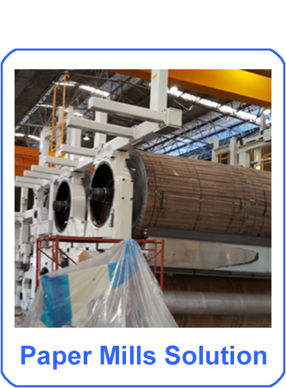 Paper Mill Solution