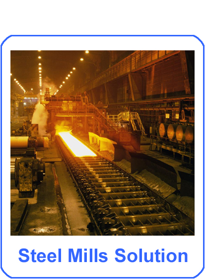 Steel Mills Solution